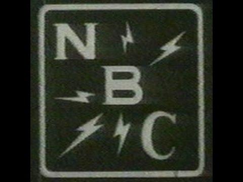 NBC News - Bob Hope Guest Betty Grable - April 11,1939