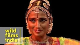 Bharatnatyam - Traditional Indian dance performance by accomplished dancer
