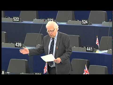 Member States bank balances raided for bailout funds - Derek Clark MEP