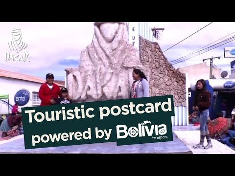 Stage 7 - Touristic postcard; powered by Bolivia