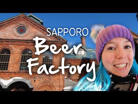 Sapporo Beer Museum - Hokkaido, Japan