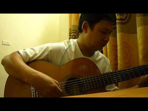 Tiếng Mưa Đêm - Lê Hùng Phong - Guitar Solo