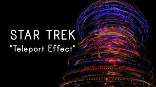 star trek teleport effect   shanks fx   pbs digital studios