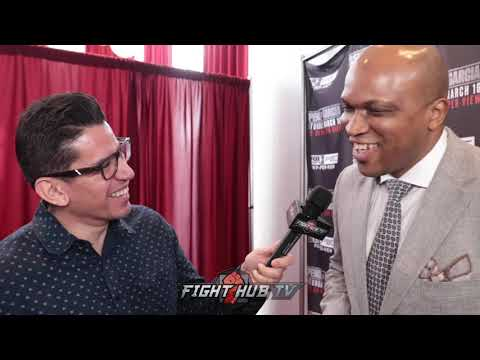 DERRICK JAMES ON HOW ERROL SPENCE IS PREPARING FOR MIKEY GARCIA'S TIMING & SPARRING 200LBS GUYS