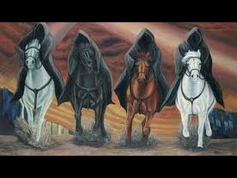 BBC Documentary 2015 -Who are the Four Horsemen of the Apocalypse? Watch This...Full  Video HD