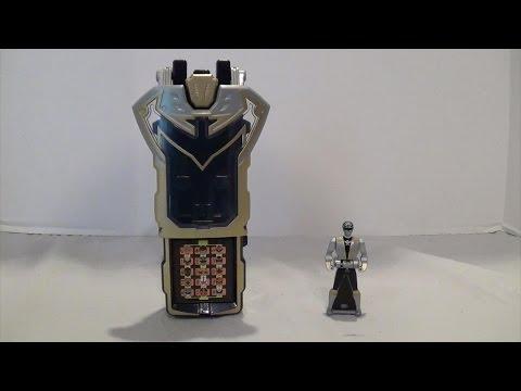 Silver Morpher Review [Power Rangers Super Megaforce]