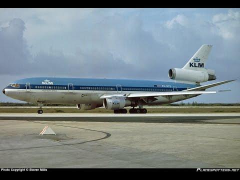 Полёт на McDonnell Douglas DC10-30. FSX.