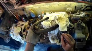 Задняя подвеска Mitsubishi Galant VIII / Замена сайлентблоков и шаровой опоры / SAMAPAL