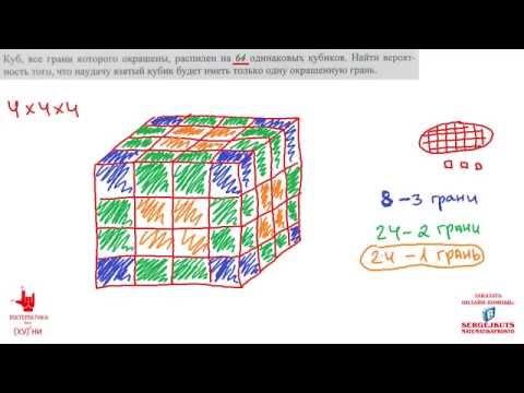 18+ Математика без Ху%!ни. Теория вероятностей, часть 2.