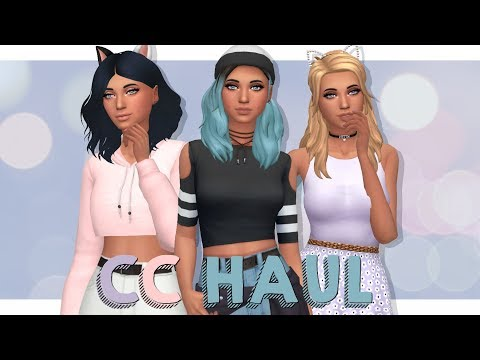 BEST CC FINDS | Sims 4 Maxis Match Custom Content Haul