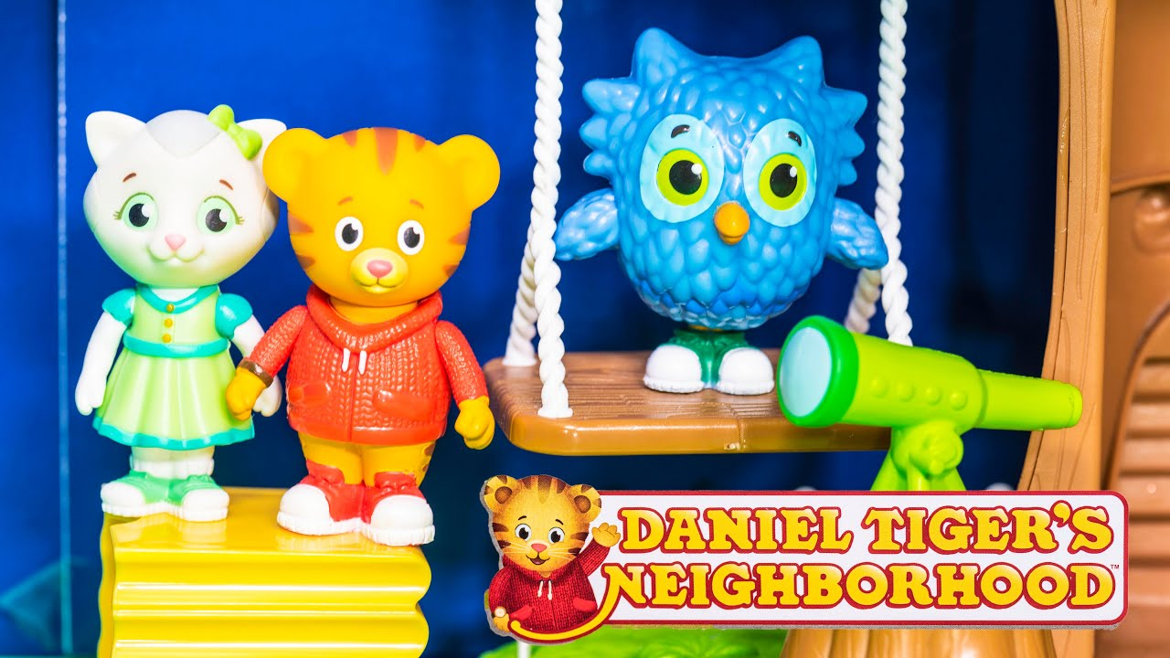 Daniel Tiger S Neighborhood 3 1 Transitional Treehouse