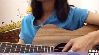 Bâng Khuâng guitar cover by Hường Kẹo