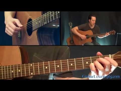 Always Guitar Lesson - Panic! At The Disco - Acoustic