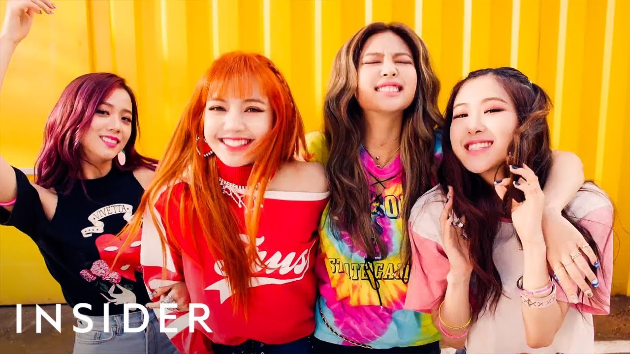 K-Pop Group Blackpink Breaks YouTube Record For Biggest Video ...