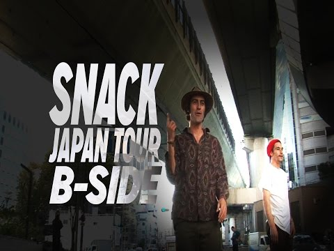 Snack Japan Tour B-Side