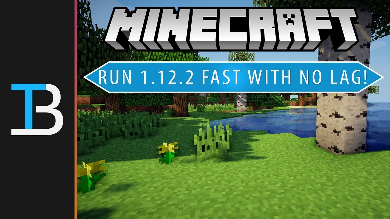 How To Run Minecraft 1 12 2 Fast W/ No Lag! (How To Increase FPS in  Minecraft 1 12 2!)