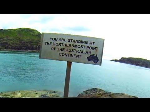 Nicholas Clifford's Trip to the Tip of Australia