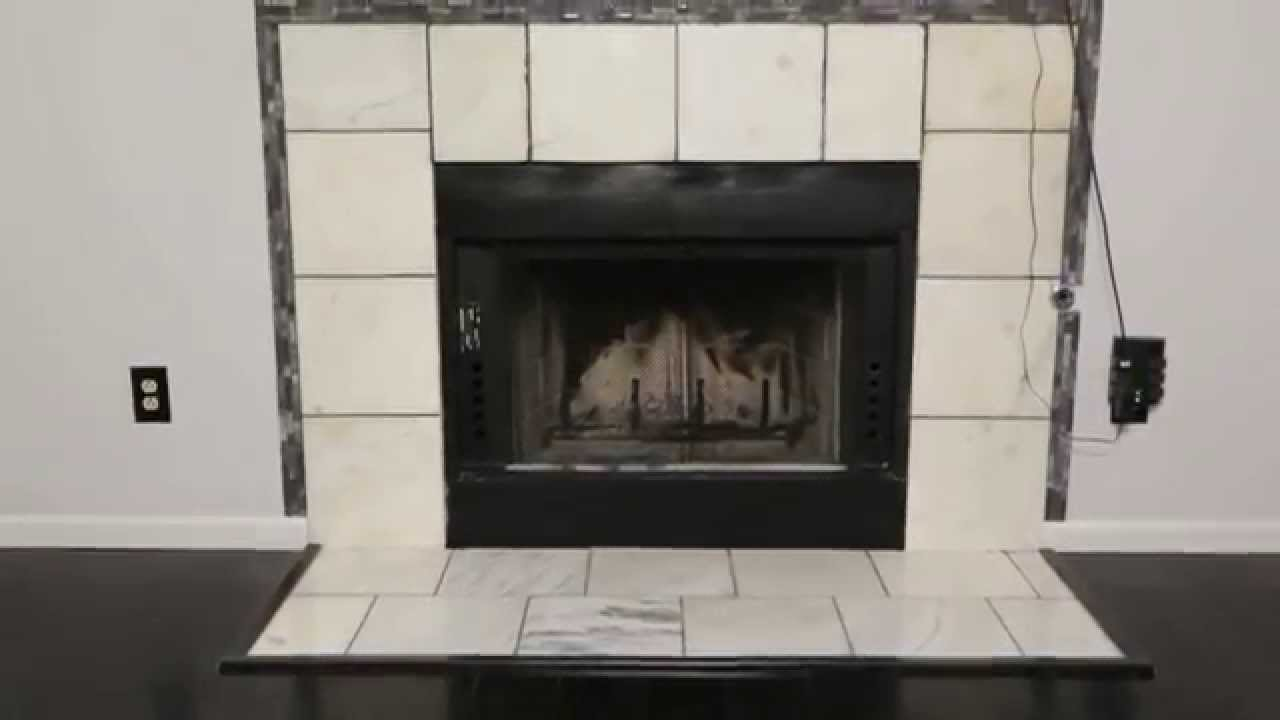 marble around the fireplace part 2 youtube