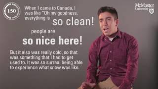 Cam Galindo - Canada is a new life