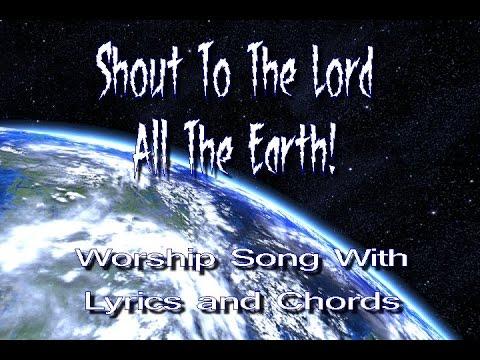 shout to the lord lyrics pdf