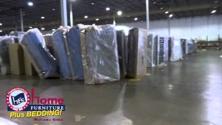 Check Out Home Furniture's Distribution Center!