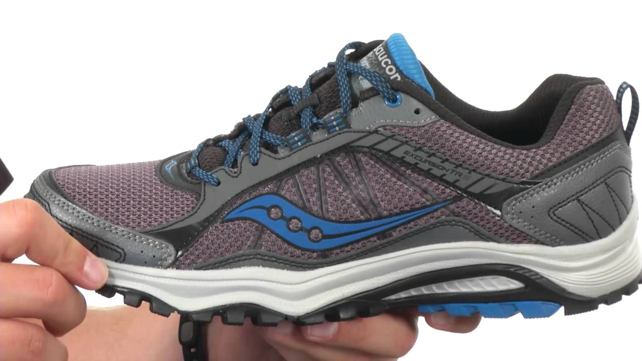 niskie ceny tanio na sprzedaż ładne buty Saucony - Excursion TR9 SKU:8530991