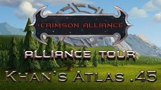 Crimson Alliance tour | Khan's Atlas .45 | Clash of Clans