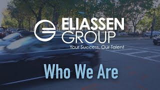 Eliassen Group: Who We Are
