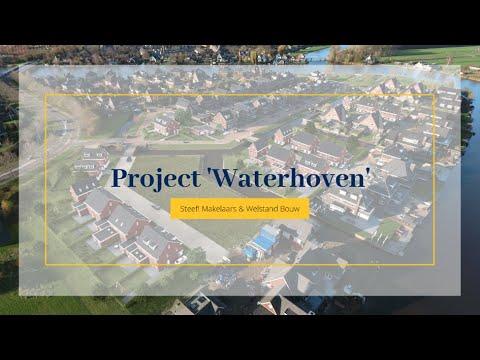 Nieuwbouwproject Waterhoven Alblasserdam