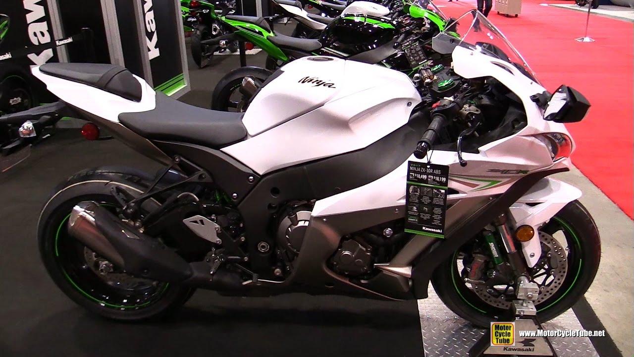 2017 Kawasaki Ninja Zx10r Walkaround 2017 Toronto Motorcycle