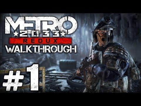 Metro 2033 Redux Прохождение игры на 100 Сайт