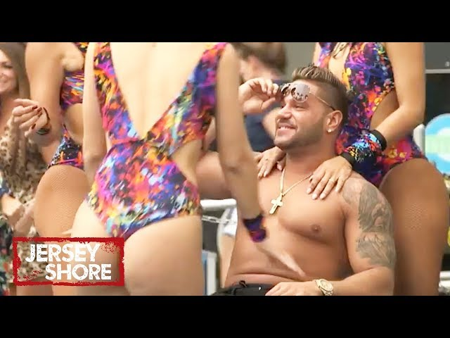 The Best of Ronnie - Never Before Seen!   Jersey Shore\: Family Vacation   MTV