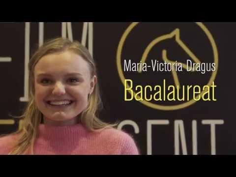 Interview met Maria-Victoria Dragus uit Bacalaureat