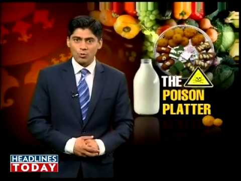 Poison on the Platter and Food Adulteration - Jindal Naturecure Institute