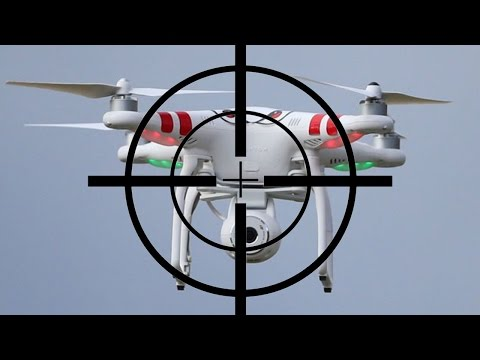 Can You Legally Shoot Down Drones?