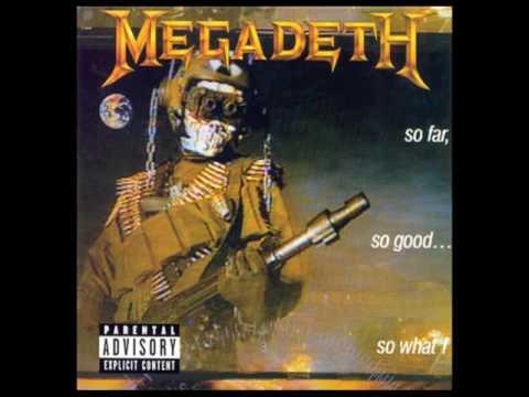 Megadeth- In My Darkest Hour [HQ]