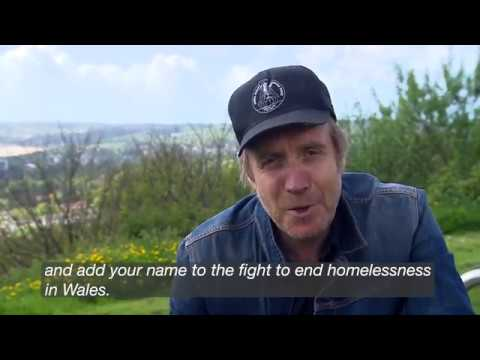 Trapped on the Streets: Rough sleeping in Wales - YouTube