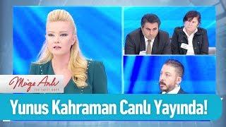 Sanık Yunus Kahraman canlı yayında - Müge Anlı ile Tatlı Sert 28 Ekim 2019