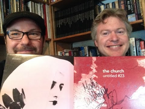 Ranking The Church - From 'Of Skins & Heart' To 'Untitled #23' With Author Robert Dean Lurie