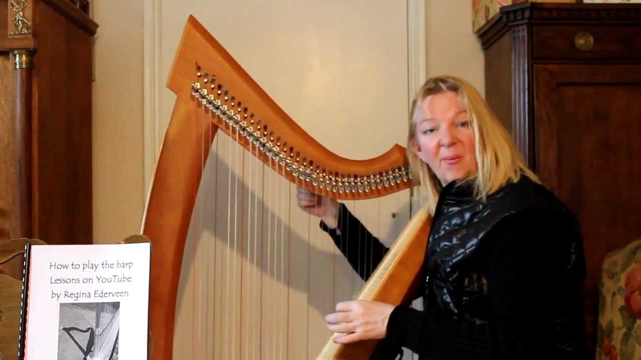 How To Play The Harp Now Lesson 1 Youtube