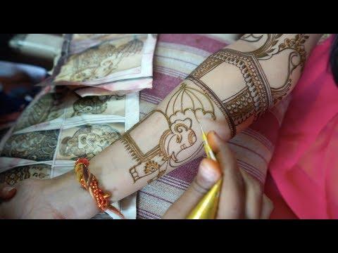 Mehndi Art The Art Of Henna Temporary Tattoo