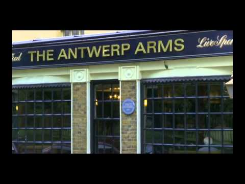 Save Antwerp Arms Tottenham - BBC London News