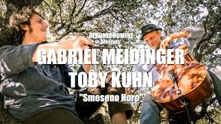 "Berlinermoment: Gabriel Meidinger and Toby Kuhn - ""Smeseno Horo"""