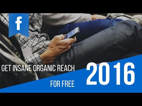How To Hack The Facebook Algorithm: Crazy Free Organic Reach!