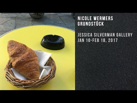 Nicole Wermers | Grundstück Jessica Silverman Gallery January 10-February 18, 2017