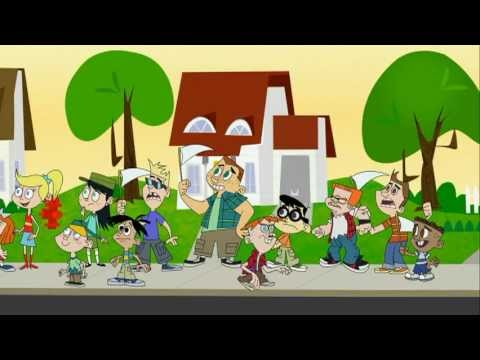 Johnny Test - Johnny Johnny + Johnny Double Coupons