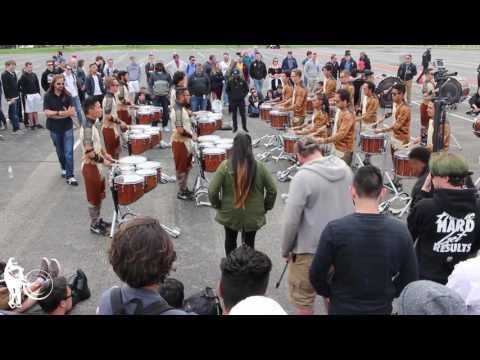 Broken City in the Lot | WGI 2017 Finals | Steve Weiss Music