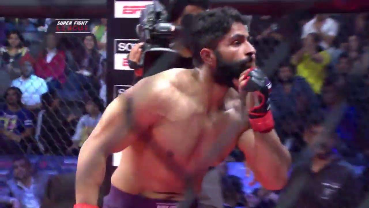 Download Super Fight League   Vikas Singh vs Tekashi Zorammawia   SFL