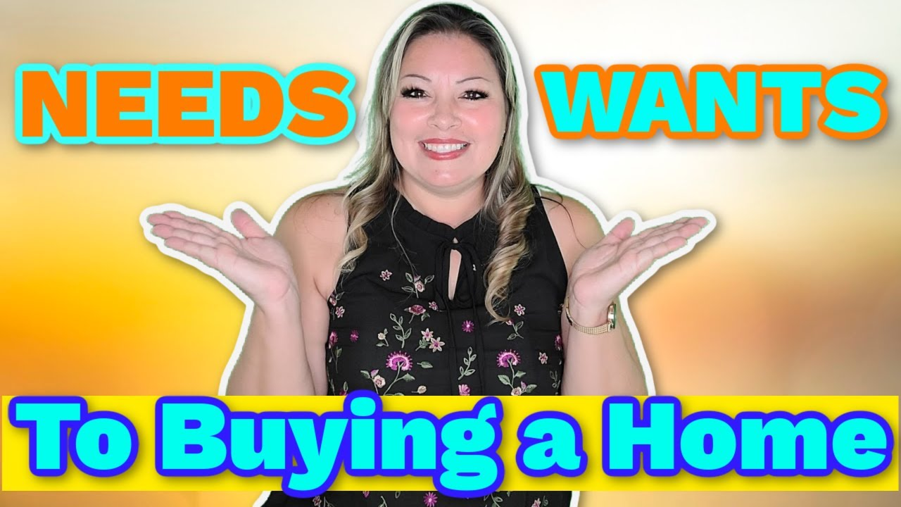Home Buying Process in Oahu | Needs vs. Wants List