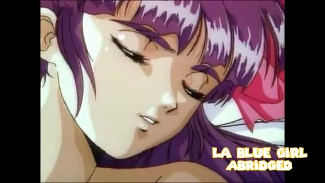 la blue girl returns ep 1
